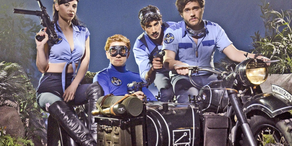 DANGER 5 – SERIES 1