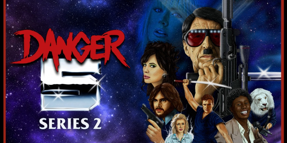 DANGER 5 – SERIES 2