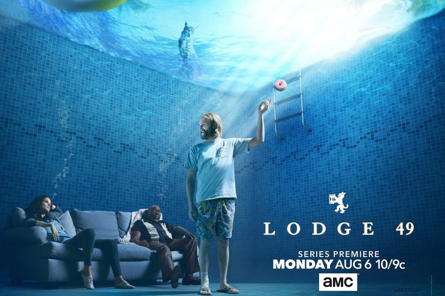 LODGE 49 – AMC
