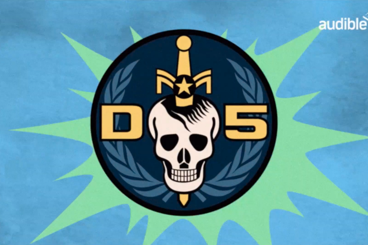 Danger 5 – Audible Series